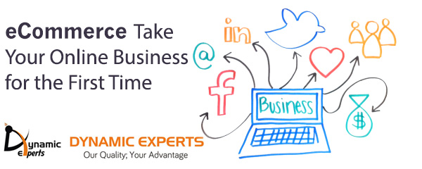 eCommerce : Take Your Online Business for the First Time
