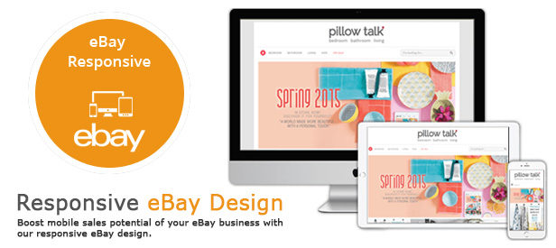 Responsive Ebay Store Templates Dynamic Experts Solution