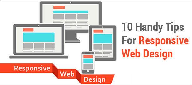 10 Handy Tips for Responsive Web Design