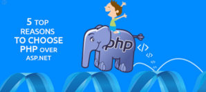 5 Top reasons to choose PHP over ASP.Net