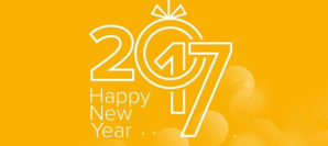 Happy New Year 2017 Dynamic Experts Solution