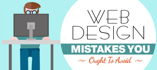 8 Beginner Web Design Mistakes You Ought To Avoid