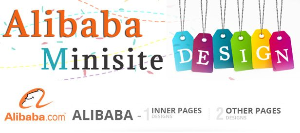 Alibaba Website from Website Design Supplier