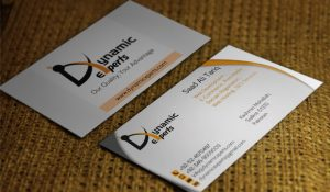 Dynamic Experts Visiting Card