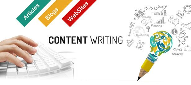 Professional writing website