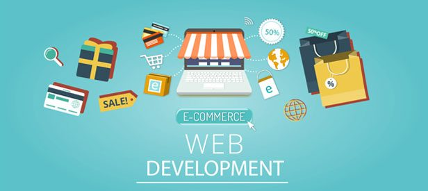 Ecommerce website development In Sialkot