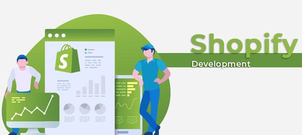 Shopify Online Store Development Services Sialkot